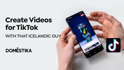 Introducción a TikTok para creativos
